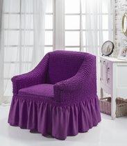 """Чехол для кресла """"BULSAN"""", цвет фиолетовый - Bulsan"""