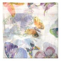 """Вуаль """"Персидские бабочки"""", 300х270, P55-83463/3, цвет фиолетовый - Altali"""