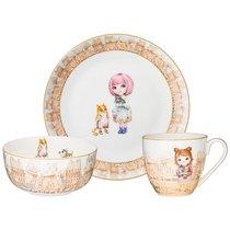 Набор Посуды Обеденный Lefard Fashion Princess 3 Пр.