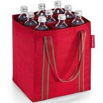 Сумка-органайзер для бутылок Bottlebag red - Reisenthel
