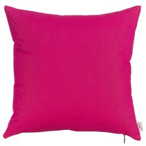 """Чехол для декоративной подушки """"Малина"""", 43х43 см, P02-Z215/1, цвет малиновый - Apolena"""