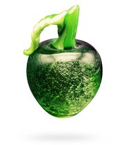 Фигурка Зеленое яблоко 9,5х14,5 см - Art Atelier