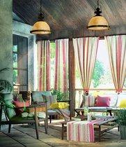 """Дорожка на стол """"Марселла лайн"""", P798-1806/1, цвет розовый - Altali"""