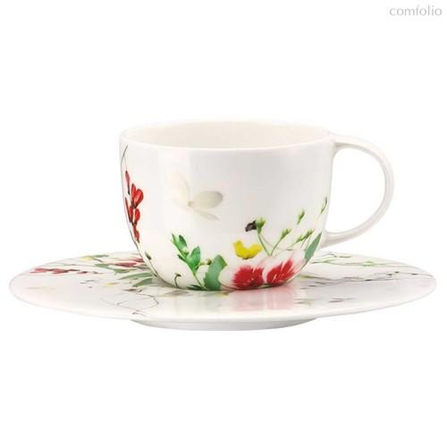 """Чашка для эспрессо с блюдцем 80мл """"Дикие цветы"""" - Rosenthal"""