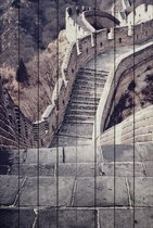 Великая стена 60х90 см, 60x90 см - Dom Korleone