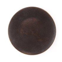 Маронье Тарелка Coupe 22см, цвет коричневый, 22 см - Top Art Studio