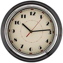 Часы Настенные Кварцевые Lovely Home 29,8x29,8x9,5 см Цвет:Черный - Guangzhou Weihong