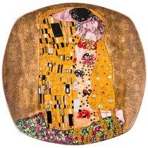 Тарелка Квадратная Поцелуй, 19 см - Meizhou Yuesenyuan
