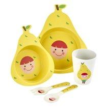 Набор детской посуды Arthur Price Bambino Груша, 5 предметов, бамбук, п/у - Arthur Price