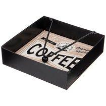 Подставка для салфеток коллекция coffee & tea time 18x18x5 см - Lefard