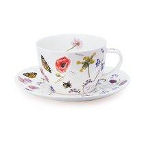 """Чайная пара для завтрака Dunoon 450мл """"Полевые цветы"""" - Dunoon"""