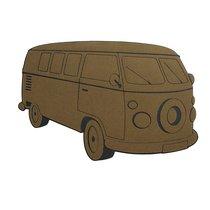 Коврик придверный Van коричневый, цвет коричневый - Balvi