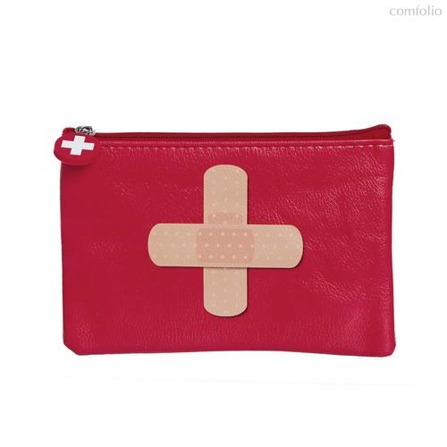 Сумка для медикаментов Tirita S, цвет красный - D'casa