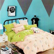 Постельное белье Karna Delux Doby, подростковое, 1.5-спальный - Karna (Bilge Tekstil)