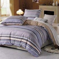 Комплект постельного белья MP-05, цвет сиреневый, Семейный - Valtery