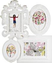 Фоторамка-Коллаж 40x33 см Фото10x10/15x10/10x13 см - Polite Crafts&Gifts