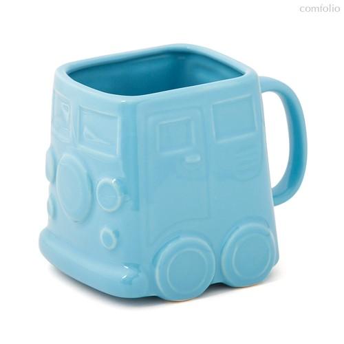 Кружка Van синяя, цвет синий - Balvi