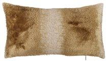 "Чехол для декоративной подушки ""МЕХ"", 31х50 см, 92-T002/11, цвет коричневый - Apolena"