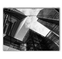 Небоскребы 35х45 см, 35x45 см - Dom Korleone