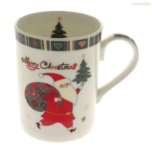 Кружка Рождественская Елка 325 мл - Top Art Studio