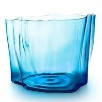 Органайзер Flow, средний голубой, цвет голубой - Qualy