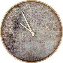 Часы Настенные Кварцевые 46x46x4,5 см Диаметр Циферблата 43 см - FuZhou Chenxiang