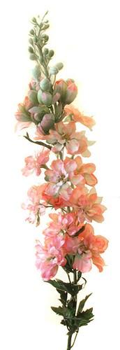Дельфиниум розовый 102 см (12 шт.в упак.) - Top Art Studio