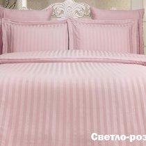 Постельное белье Karna Perla, бамбук, цвет розовый, 2-спальный - Bilge Tekstil