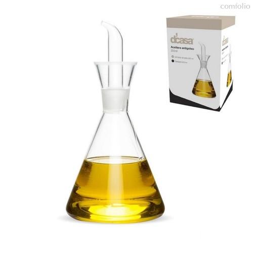 Емкость для масла D'casa 250мл, цвет прозрачный - D'casa