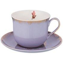 Чайный Набор На 1 Персону, 2 Пр. , 400 мл. Вайлет - Jinding