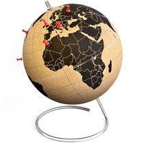 Пробковый глобус для путешественников - Suck UK
