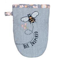 """Варежка-прихватка с вышивкой Kay Dee Designs """"Пчелки"""" 14*19см, хлопок - Kay Dee Designs"""