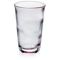 "Стакан для воды IVV ""Деним"" 380мл (розовый) - IVV"