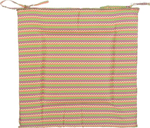 Сиденье Для Стула Миссони Оранж 40x40 см ,100% Полиэстер - Gree Textile Dingfeng