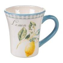 "Кружка Certified Int. ""Лимоны"" 410мл (Lemon) - Certified International"