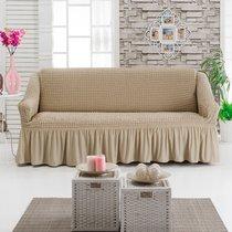 Чехол д/мягкой мебели 1 пр.( 3) JUANNA, цвет молочный - Meteor Textile