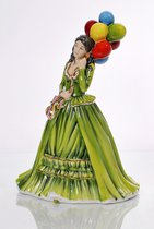 Статуэтка Продавец воздушных шаров 22 см CE036 - English Ladies