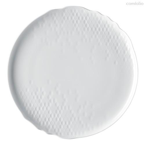 """Тарелка закусочная 22см """"Белый пейзаж"""" - Rosenthal"""