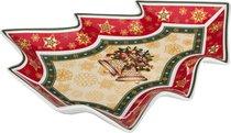 Блюдо Christmas Collection 26*21 см Высота 3 см - Hangzhou Jinding