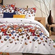Комплект постельного белья С-163, размер Евро - Valtery
