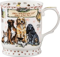 КРУЖКА THE WORLD OF THE DOG 400 мл - Porcelain Manufacturing Factory
