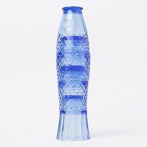 Набор подарочный из 4-х стаканов Koifish, голубой - DOIY
