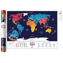 Карта Travel Map Holiday World - 1DEA.me