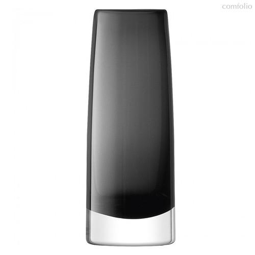 Ваза в форме бутона Stems 16 см серая - LSA International