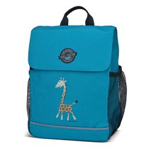 Рюкзак детский Pack n' Snack™ Giraffe бирюзовый, цвет бирюзовый - Carl Oscar