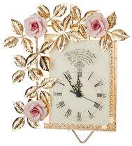 Часы Настенные 32*27 смЦиферблат 14*14 см - RosaPerla