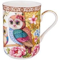 Кружка Owls Family 350 мл - Meizhou Yuesenyuan