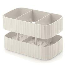 Органайзер для раковины Tidy&Safe молочно-белый - Guzzini