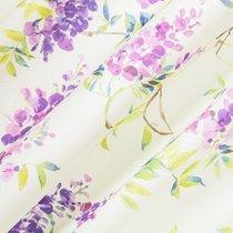 Ткань хлопок Сиреневый сад ширина 220 см/ 2183/1, цвет сиреневый - Altali
