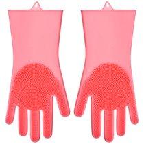 Силиконовые Перчатки Для Мытья Посуды 31x15 см - YANGJIANG EKA